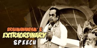 Brahmanandam, Ganapathi Sachidananda Swamy,