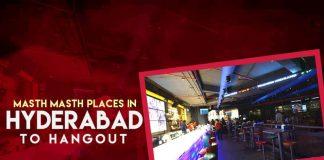 Hyderabad, BPM, Beats Per Minute, Fisherman's Wharf, Amnesia Lounge Bar, Tiki Shack, The Lal Street – Bar Exchange, Zero 40, Vapour, Prost Brew Pub,