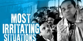 Most Irritating Situations We Face During Bus Journeys, Bus Journeys, Irritating Situations During Bus Journeys,