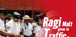 Ragi Malt, Traffic Constables, Traffic Police