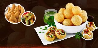 Hyderabad, Dil Pasand, Chai and Osmania biscuits, Bun-Maska, Irani Chai, Dil Kush, Mirchi Bajji, Onion Samosa, Pani Puri,