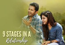 Stages In A Relationship, Relationship