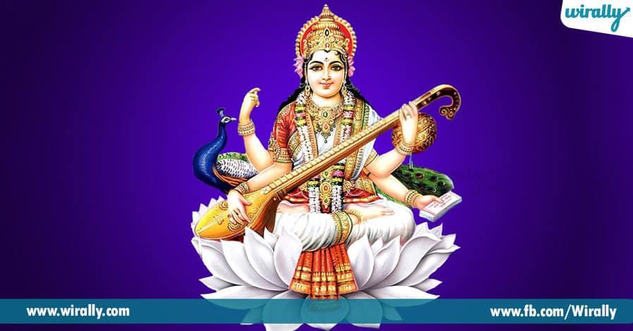 01Saraswati Devi as Sarada Devi