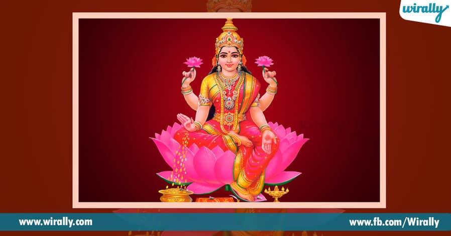 05Earning Lakshmi Devi