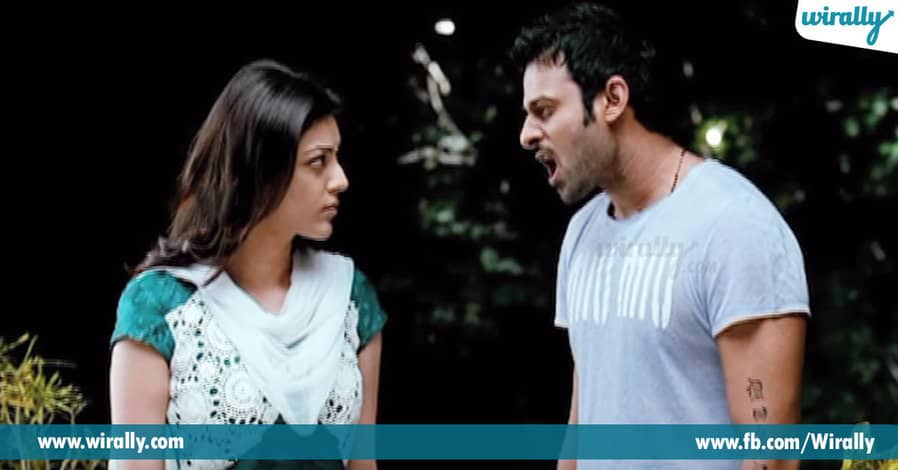 3.(Kajal Aggarwal angry pic from Mr. Perfect)