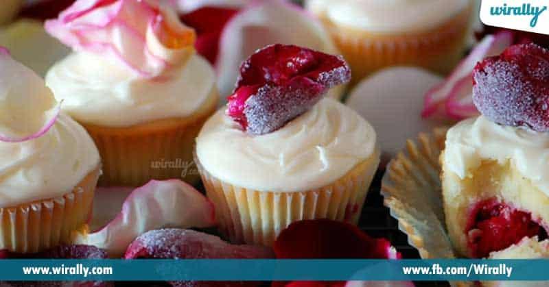 4-Gulkand-Cupcake