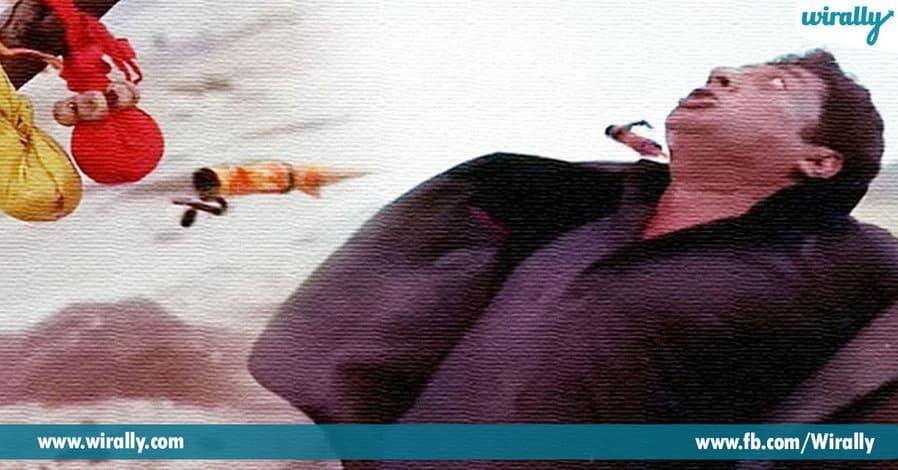 4.Trivikram's Heroes Never Killed Their Villains