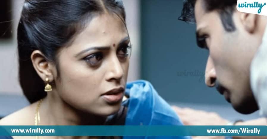 7.(Vaishali washing hands in that movie)