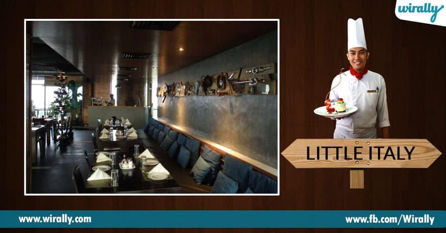 8. Little Italy