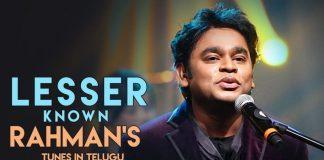 AR Rahman, Tamil, Rahman, Telugu, Nippu Ravva Movie, Palnati Pourushuam Movie, Super Police Movie, Nee Manasu Naaku Telusu Movie, Gangmaster Movie, Nani Movie,