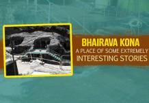 Bhairava Kona, interesting stories on Bhairava Kona,