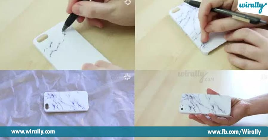 8 Diy Ideas To Make Cute Phone Cases On Your Own Wirally