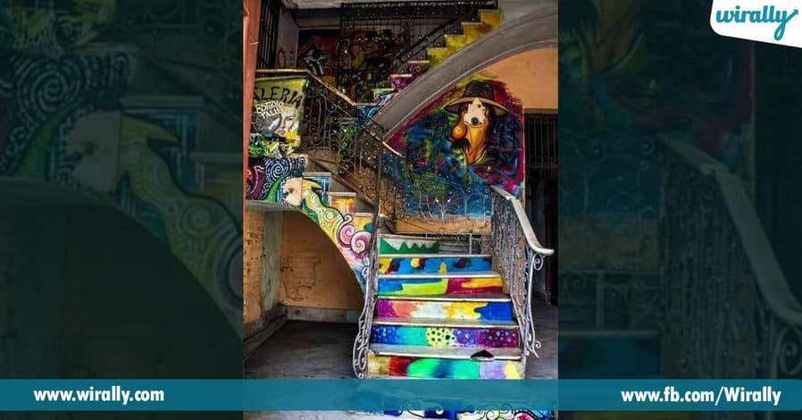 DIY 02 Staircase
