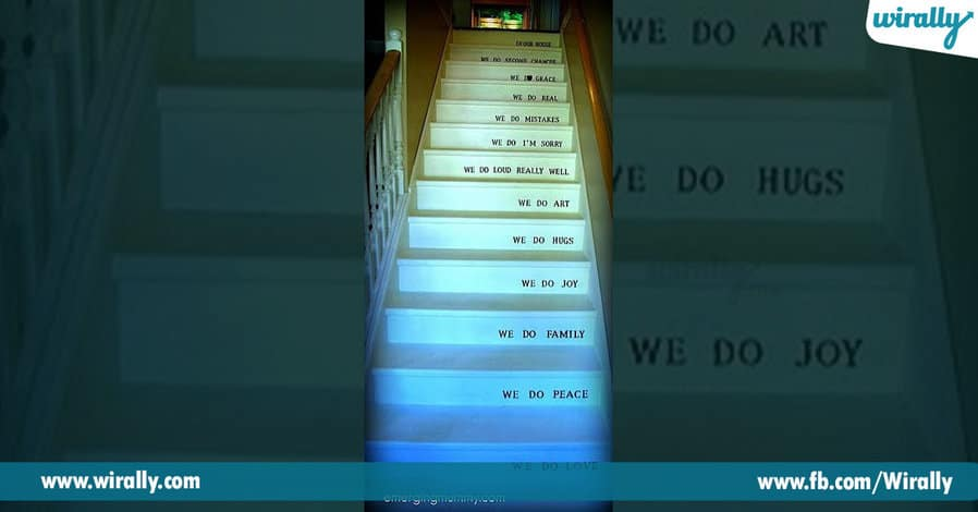 DIY 03 Staircase