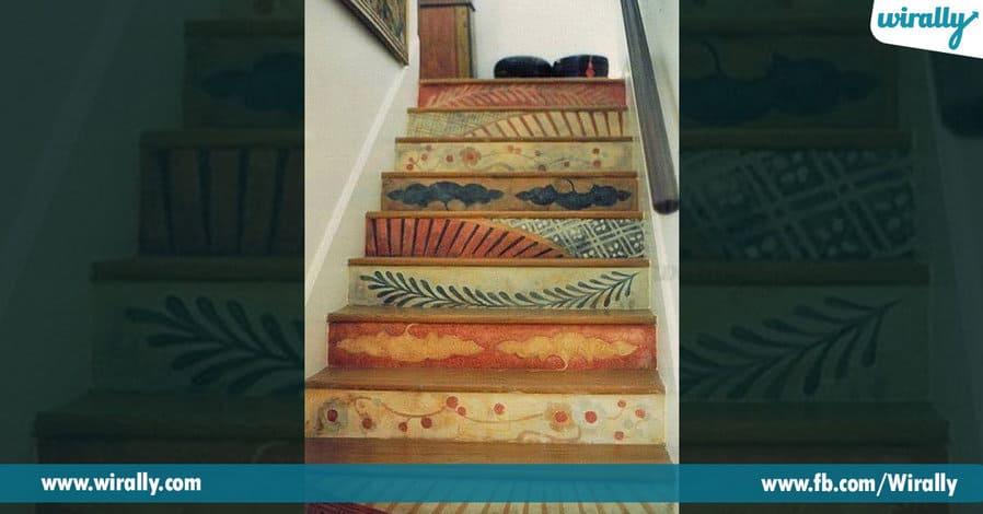 DIY 10 Staircase