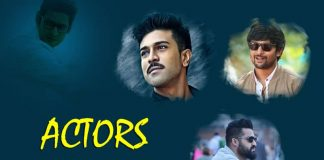 NTR, Nannaku Prematho Movie, Mahesh Babu - 1 Nenokkadine Movie, Allu Arjun, Iddarammailatho Movie, Ram Charan, Dhruva Movie, Nani, Gentleman Movie, Prabhas, Mr.Perfect Movie, Naga Chaitanya, Ye Maaya Chesave Movie, Sharwanand, Gamyam Movie, Nagarjuna, Gaganam Movie, Venkatesh, Gharshana Movie, Rana, Ghazi Movie,