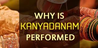 Kanyadanam, Wedding, Gifting A Girl