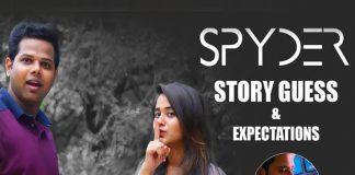 Cheppu Brother, Cheppu Brother Videos, Cheppu Brother Channel, SPYder, SPYder Movie, SPYder Telugu Movie, Mahesh Babu, Rakul Preet