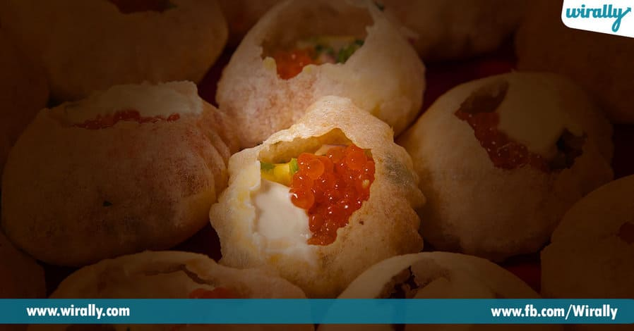 0 Cover Page Pani Puri places in Hyderabad
