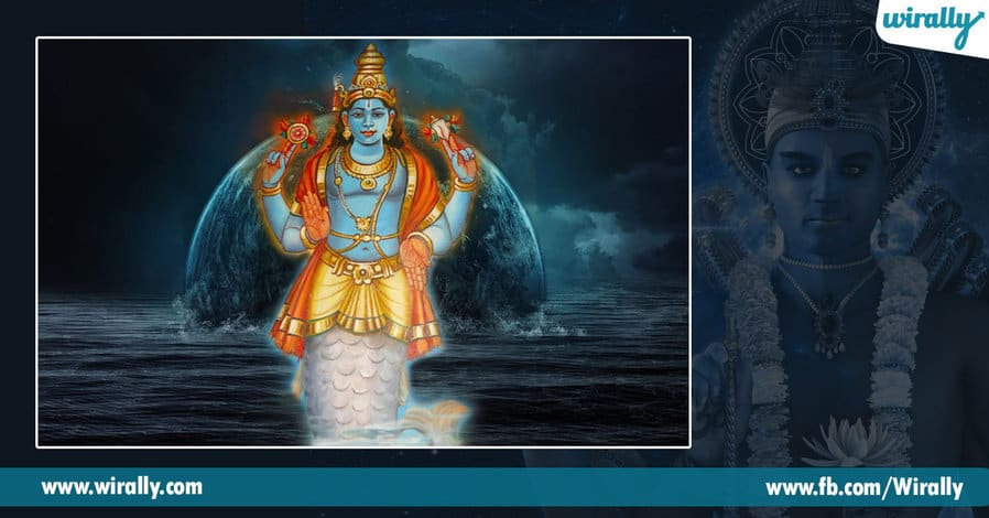 1 Lord Vishnu Avtars