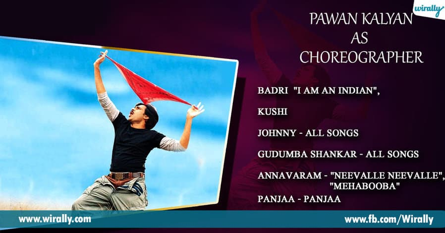 1 The Multi-talented Side of Pawan Kalyan