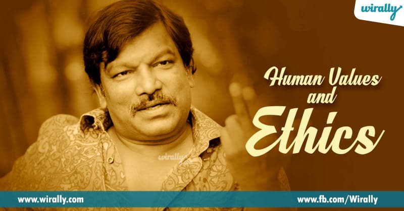 1. Krishna Vamsi - Human Values and Ethics