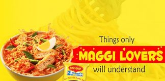 Maggi Lovers, Maggi, Food,
