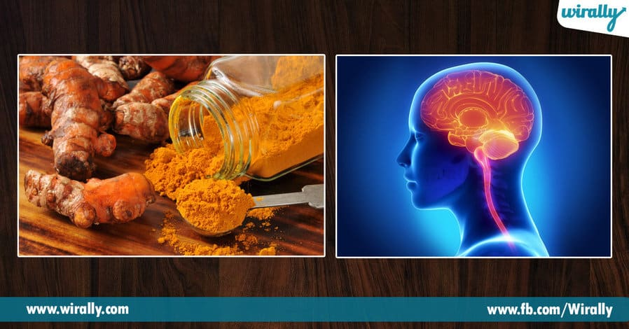 10.turmeric in our food