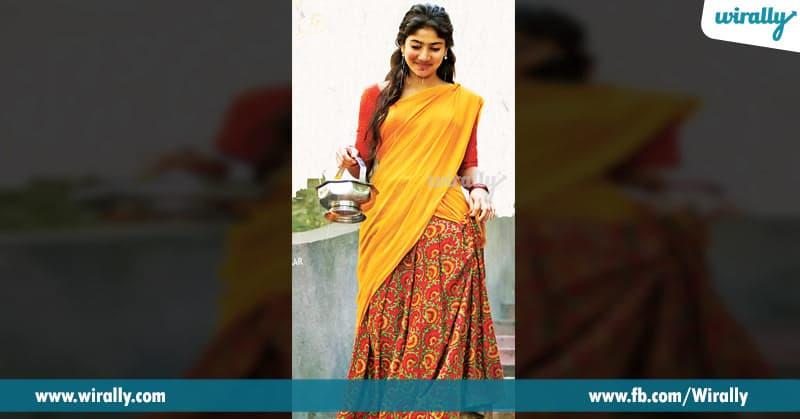 10)Sai Pallavi in Fida