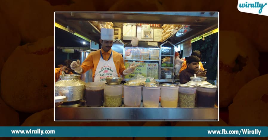 11 Pani Puri places in Hyderabad