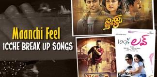 Telugu Movies, Tollywood, Once upon a time lo, Ninnu Kori, The Breakup Song, Arjun Reddy, Orike Ala, Majnu, Nee Selavadigi, Janatha Garage, Yellipokey Shyamala, A Aa, Em Cheppanu, Nenu Sailaja, Selavanuko, Heart Attack, Dooram Dooram, 100% Love, Manasa Manninchamma, Aduvari Matalaku Ardhale Veru le, Pranam Poye Badha, Mr. Nookayya, My love is gone, Aarya 2, Povodhe Prema, Oye, Yeduta Nilichindi Chudu, Vaana, O Manasa O Manasa, Bhadra, Talachi Talachi, 7/G Brindavan Colony, Veltunna Veltunna, Boss