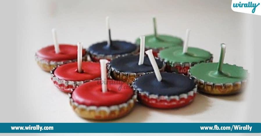 1Diy-Candle