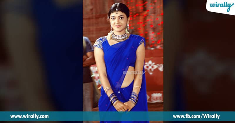 2) Kajal in Chandamama