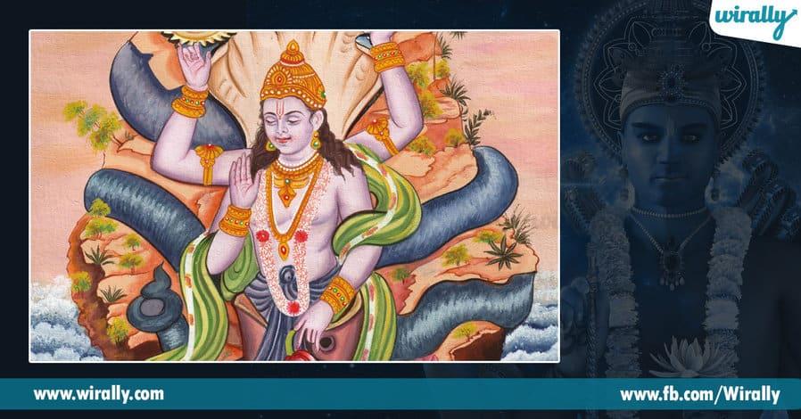 2 Lord Vishnu Avtars