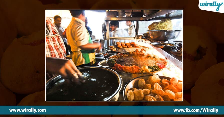 2 Pani Puri places in Hyderabad
