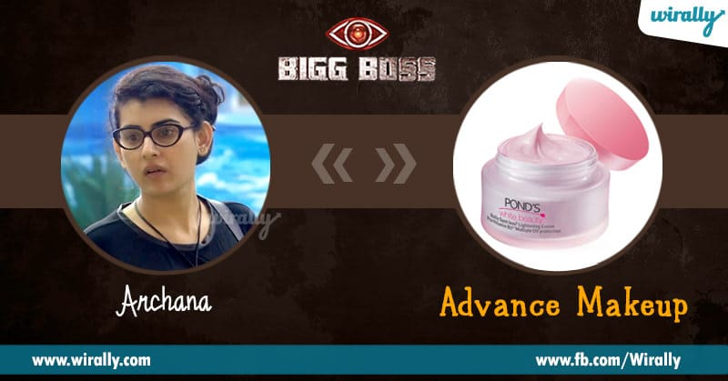 2. Archana – Ponds Beauty Cream