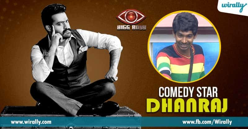 3 Comedy star - dhanrajj