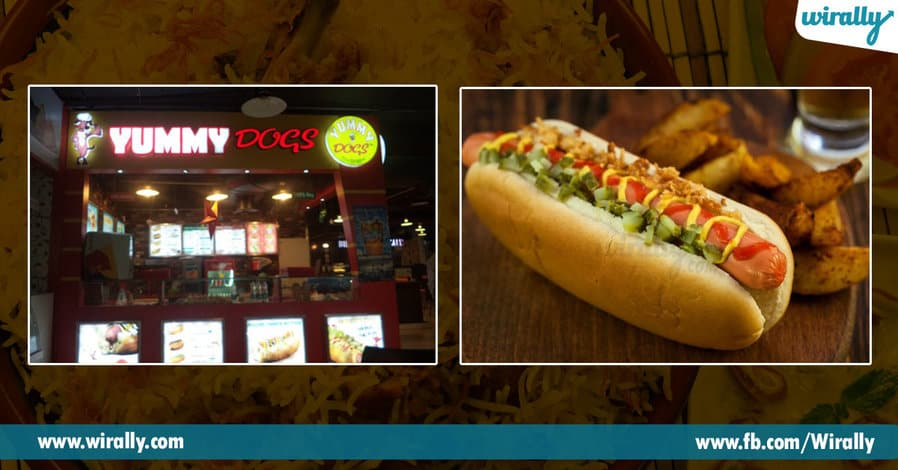 3 Food Places in Hyderabad