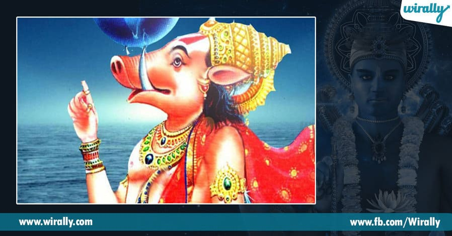 3 Lord Vishnu Avtars