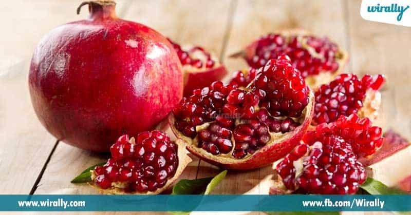 3.-Pomogranates