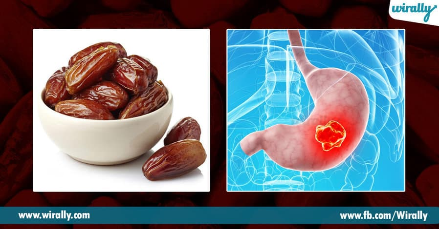 3.Health Benefits of eating dates