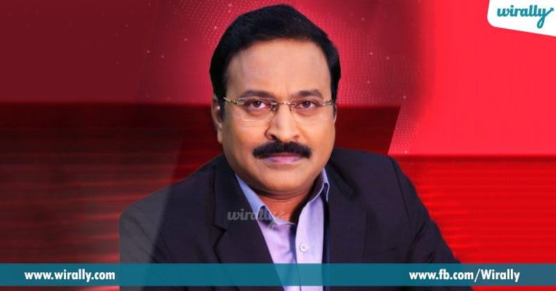 3.TV9 Rajinikanth
