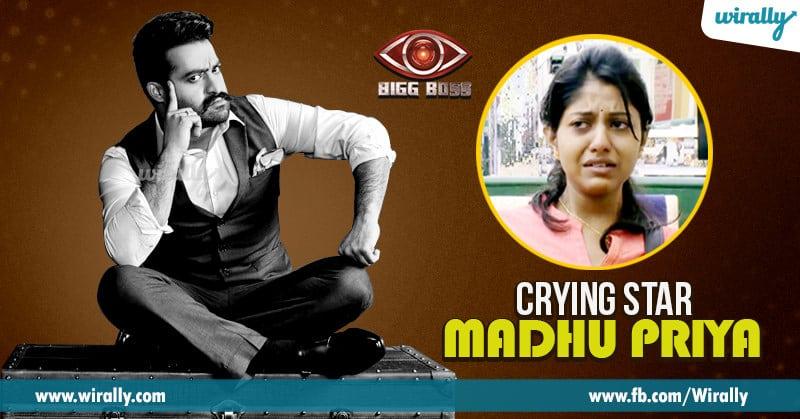 4 Crying star - Madhu priyaa