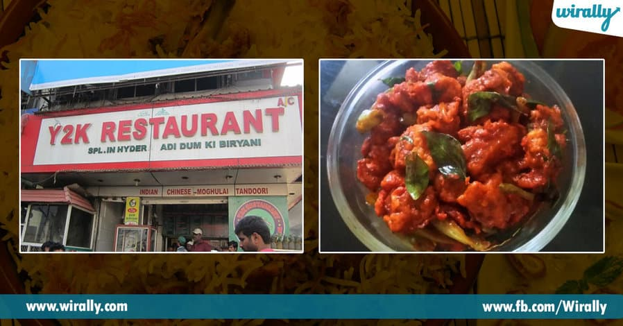 4 Food Places in Hyderabad