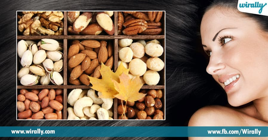 4 Foods that reduce hair fall and improve growth