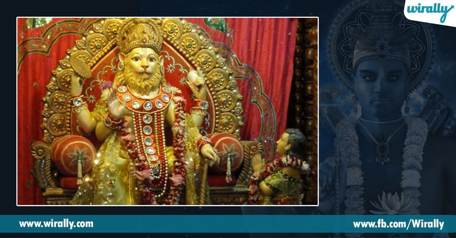4 Lord Vishnu Avtars