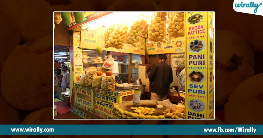 4 Pani Puri places in Hyderabad