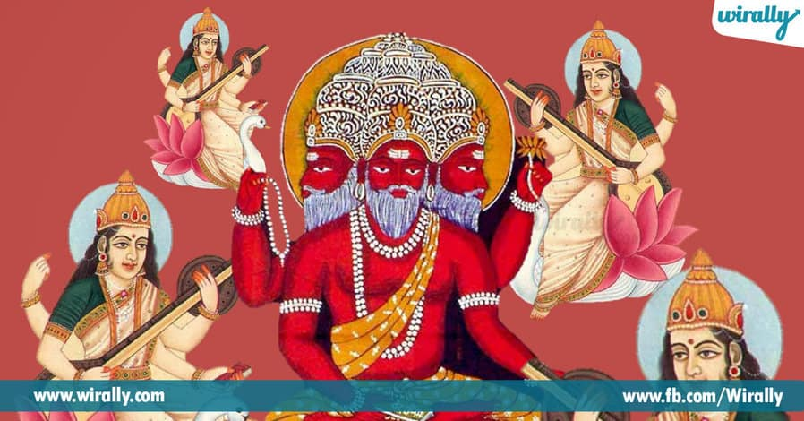 4 Why is Brahma not worshipped