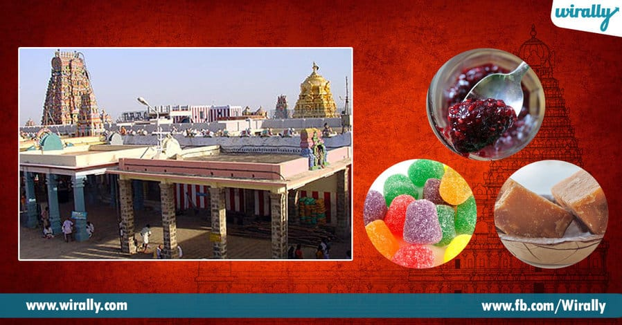4 prasadams offered in Indian temples