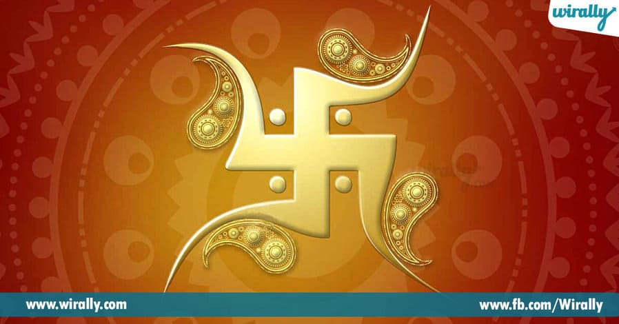 4.Significance of Swastik in Hindusim